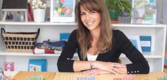Cécile Villaret (President, Pedagogical Director and 6-12 Educator)