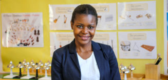 Lynda Akech (3-6 Anglophone assistant)